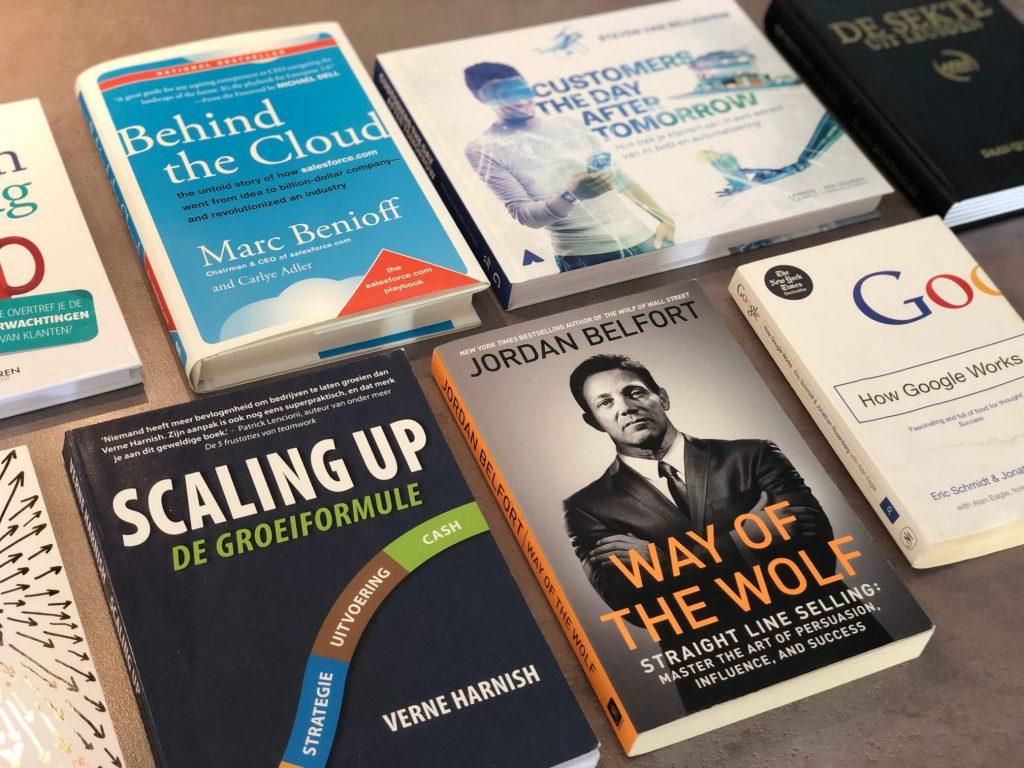 must read voor tech entrepreneur